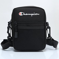 Champion Women Fashion Leather Satchel Shoulder Bag Handbag Crossbody
