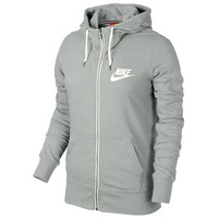 Nike Gym Vintage Full Zip Hoodie - Women's at Champs Sports