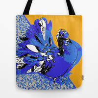 Pigeon Tote Bag by Aimee St Hill