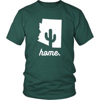 State T Shirt - Sweet Home Arizona