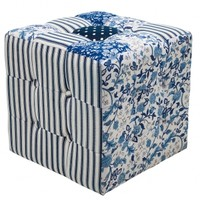 NEW! French Blue Cube