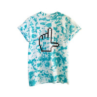 SMALL loser hand tee