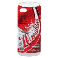 "Moschino ""Coke"" iPhone Case"