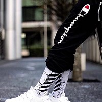 Champion Women Men leggings Movement trousers