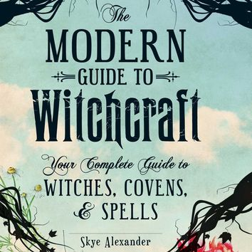 The Modern Guide to Witchcraft 1
