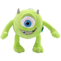 "1pcs 8"" 20cm Mike Monsters University Monster Mike Wazowski Plush Toys Monsters Inc plush Toys For Best gift"