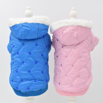 Winter Clothes For Yorkie Dogs