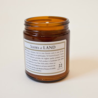 Scents of LAND Candle: No. 22 Neroli