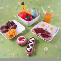 American Girl Doll Food- Breakfast Collection by Katie's Craftations