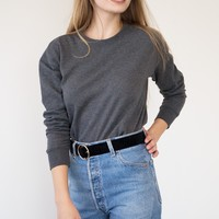 Bessy Sweater - Charcoal