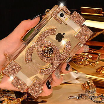 Fashion bling style iphone 6 iphone 4/4s iphone 5/5s iphone 5C case Samsung Galaxy s3/s4/s5 case Samsung note 2/note 3 /note 4 case