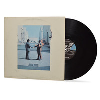 """PINK FLOYD - """"Wish You Were Here"""" vinyl record"""