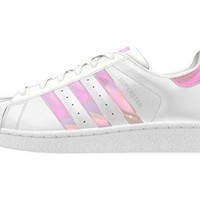 adidas Originals Kids' Grade School Superstar Shoes