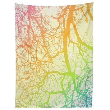 Shannon Clark Bright Branches Tapestry