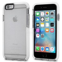 Tech 21 Evo Mesh Drop Protective Impact Case for iPhone 6 4.7'' TPU Back Cover TECH21 Case for iPhone 6S Plus without Retail Box