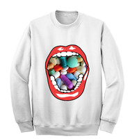 Mouth O' Pills Sweater