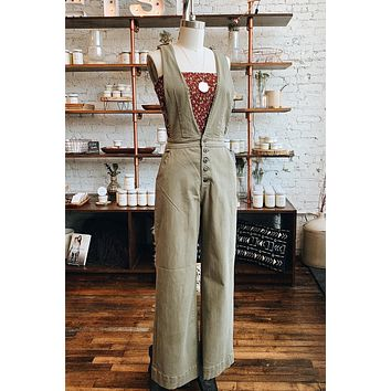Forester Overalls