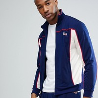 Levi's Sportswear Track Jacket in Navy at asos.com