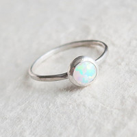 Opal Ring - ON SALE limited time offer
