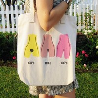 Supermarket: Evolution of the Muff Tote Bag from shopA