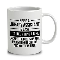 Being A Library Assistant