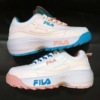 FILA 2020 new old shoes destroyer 2 generation blade running shoes sports shoes