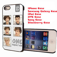 One Direction for iPhone Case, Samsung Case