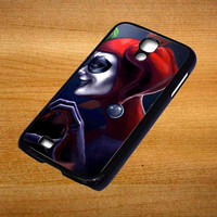 Harley Quinn And Joker Love B For Samsung Galaxy S4 Case *76*