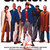 Snatch Movie Poster 11x17