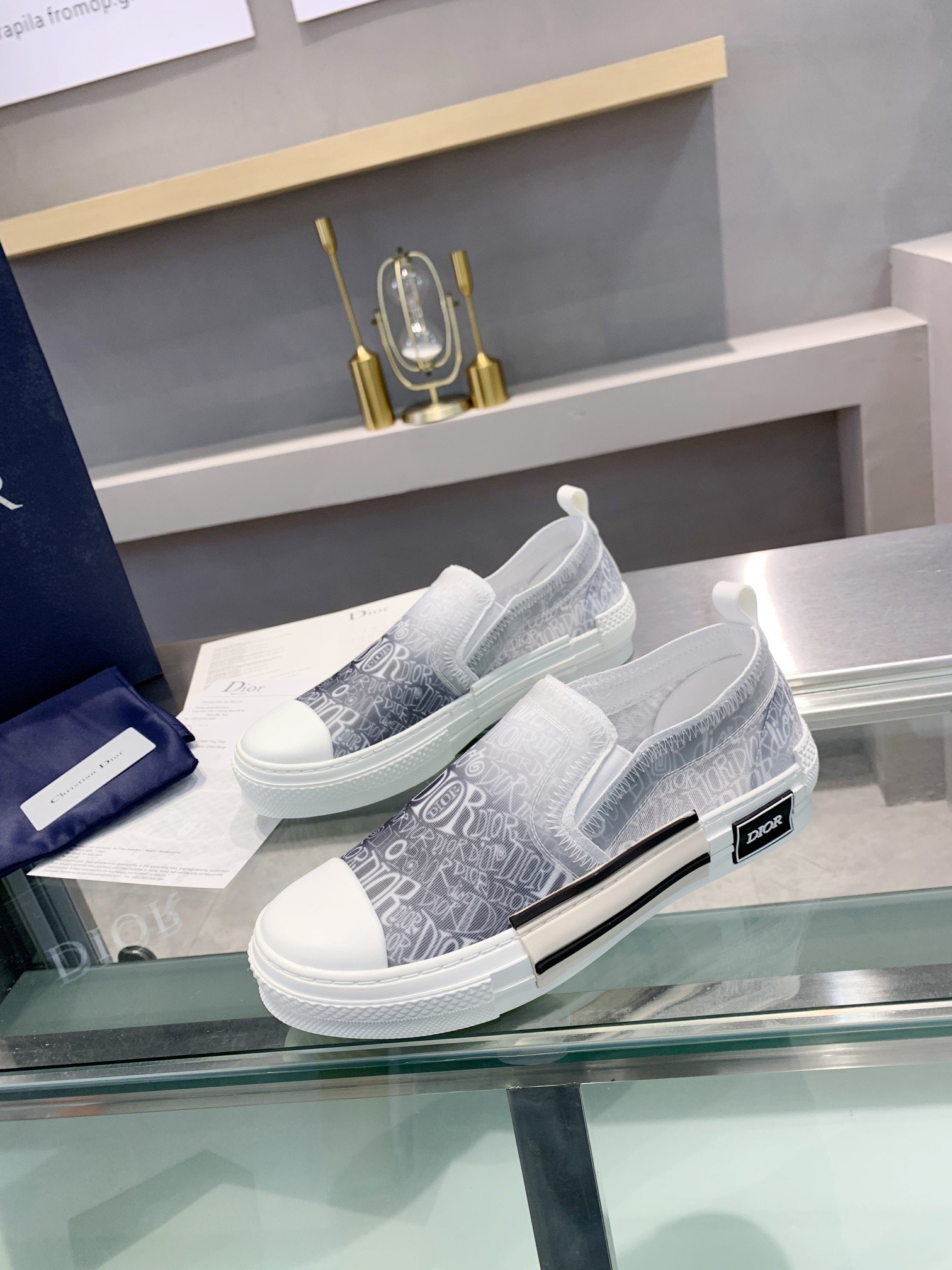 Image of DIOR  Fashion Men Women's Casual Running Sport Shoes Sneakers Slipper Sandals High Heels Shoes