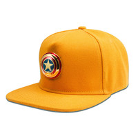 Cotton Gold Hip-hop Baseball Cap Hats