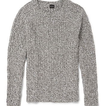 PS by Paul Smith - Cable-Knit Cotton-Blend Sweater | MR PORTER