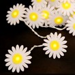 Yellow And White Daisy Chain Lights