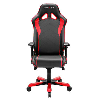 DXRacer SJ08NR Big and Tall Ergonomic Executive Chair Gaming Office Chair-Red