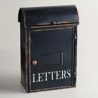 Letter Box Holder - World Market