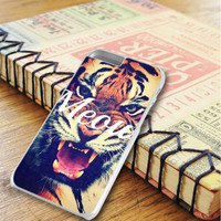 Hipster Tiger Meow iPhone 6 Plus | iPhone 6S Plus Case
