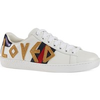 Gucci New Ace Loved Sneakers (Women) | Nordstrom