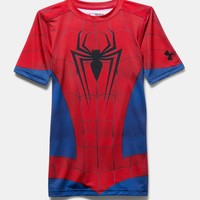 Boys' Under Armour® Alter Ego Spider-Man Fitted Shirt | Under Armour US