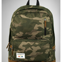 Camo Infantry Backpack