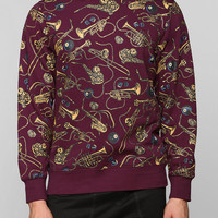 Urban Outfitters - Stussy Brass Pullover Sweatshirt