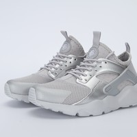 NIKE Air Huarache Sneakers - Silver