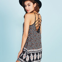 Bohemian Bombshell Slip Dress | Wet Seal