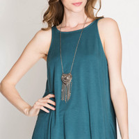 Back To You Top - Teal