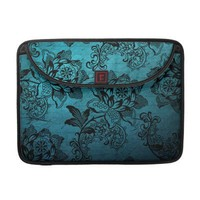 Vintage Floral Lace Macbook Pro Sleeve from Zazzle.com