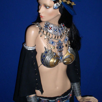Akasha Queen of the Damned Crown Skirt Top Costume Prop