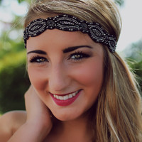 Midnight Mist Headband