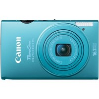 Canon PowerShot ELPH 110 HS 16.1 MP CMOS Digital Camera with 5x Optical Image Stabilized Zoom 24mm Wide-Angle Lens and 1080p Full HD Video Recording (Blue)