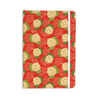 """Holly Helgeson """"Cammelia"""" Red Yellow Everything Notebook"""