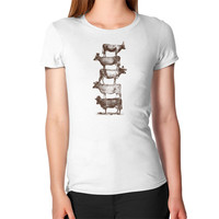 Cow Cow Nuts Women's T-Shirt