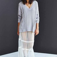 BDG Ultimate Cable-Knit Sweater-